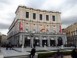 Teatro Real - Der Ort des Forums