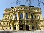 Nationaltheater Szeged als Schauplatz der Gala