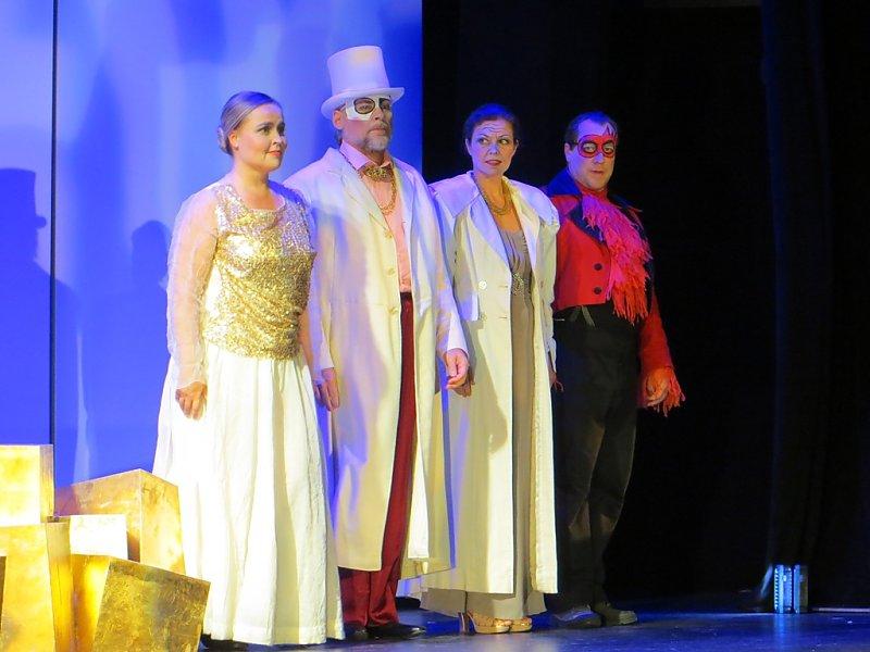 Klaus Billand Bayreuthfestspiele Der Ring An Einem Abend 30