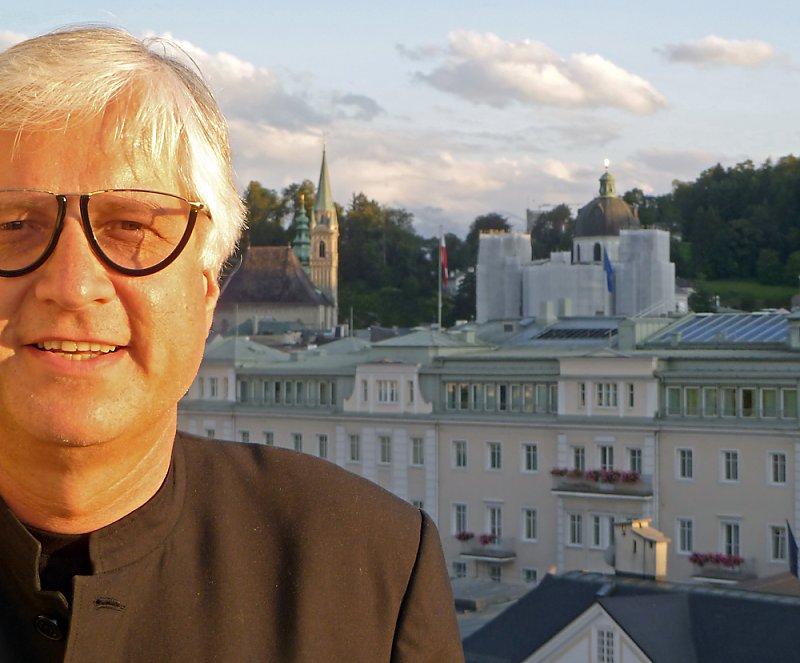 Biografisches zu Klaus Billand - Klaus Billand